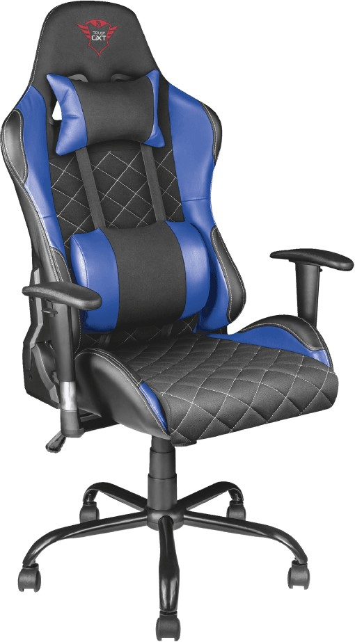 Trust GXT707B RESTO CHAIR BLUE