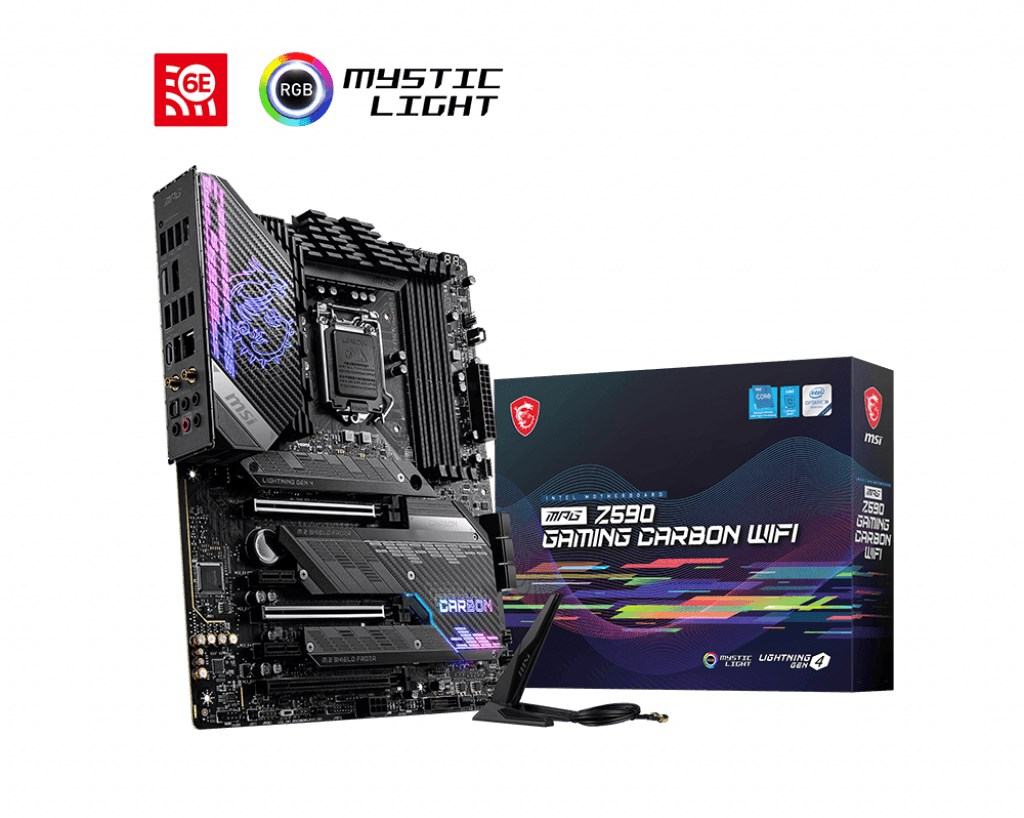 MSI MPG Z590 GAMING CARBON WIFI