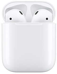 APPLE AirPods + AirPod case - 2nd Gen