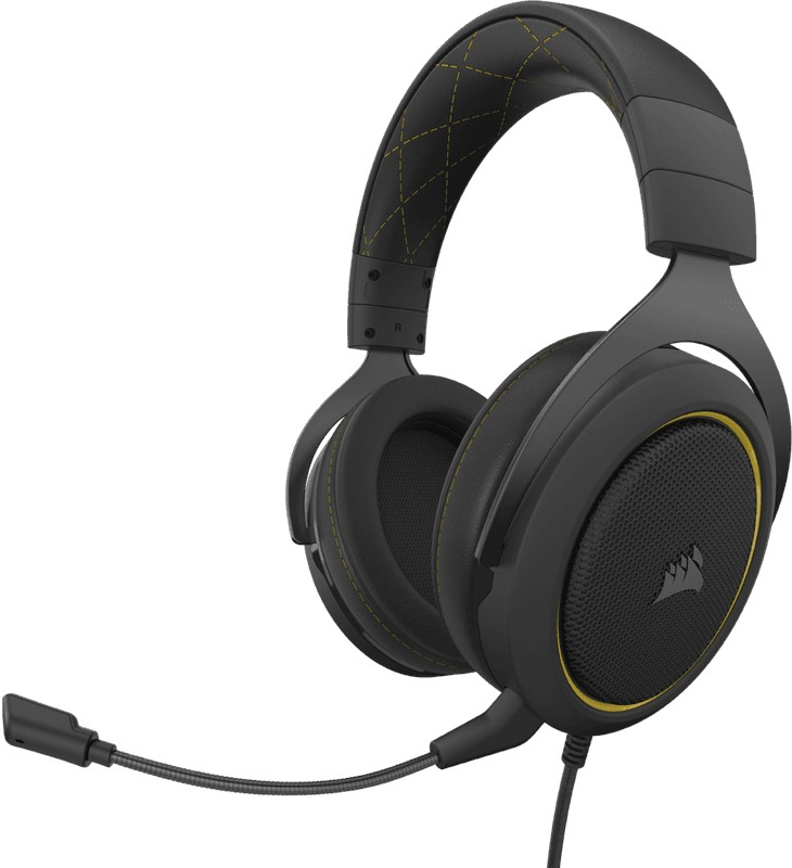 CORSAIR HS60 Pro Black/Yellow